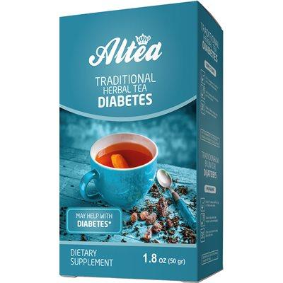 ALTEA Traditional Herbal Tea - Diabetes 50g