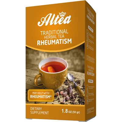 ALTEA Traditional Herbal Tea - Rheumatism 50g