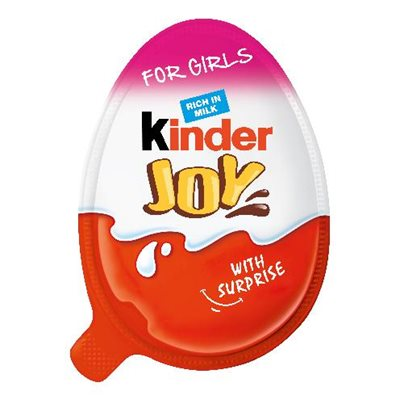 FERRERO Kinder Joy for Girls 20g