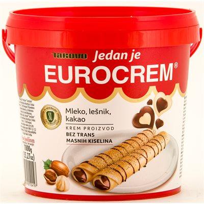 SWISSLION Takovo Eurocrem Hazelnut Spread 1000g