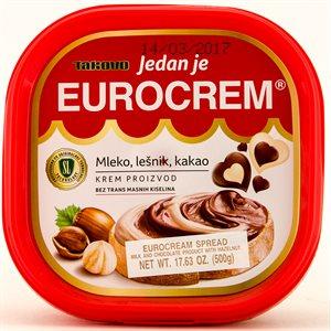 SWISSLION Takovo Eurocrem Hazelnut Spread 500g