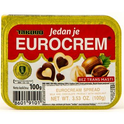 SWISSLION Takovo Eurocrem Hazelnut Spread 100g