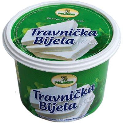 POLJORAD Travnicka Bijela Cream Cheese 400g