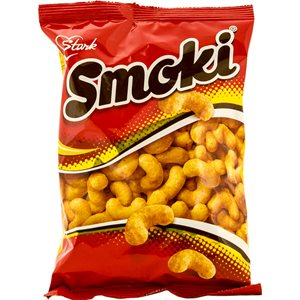 STARK Smoki Puffed Snacks with peanut 50g