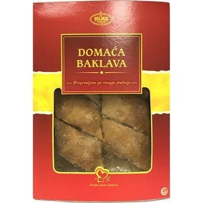 KLAS Domaca Homemade Baklava 500g