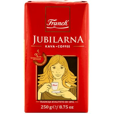 FRANCK Jubilarna Ground Coffee 250g
