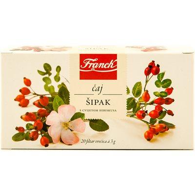 FRANCK Rosehip Tea 60g
