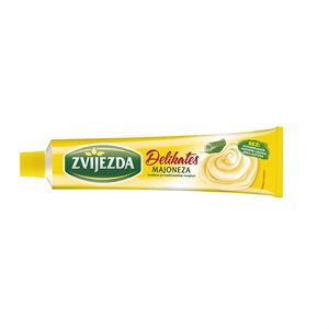 ZVIJEZDA Traditional Mayonnaise 165g tube