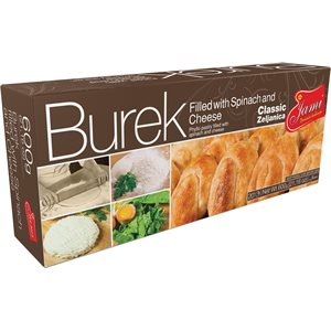 JAMI Classic Burek with Spinach & Cheese (Zeljanica) 600g