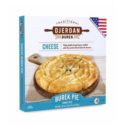 DJERDAN Cheese Burek 850g