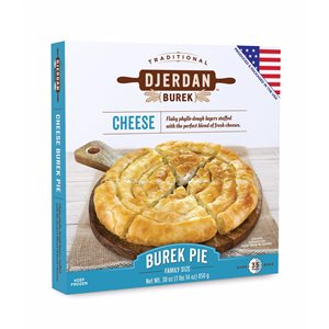 DJERDAN Cheese Burek 850g