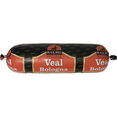 BLACK BULL Veal Bologna Mini 1lb