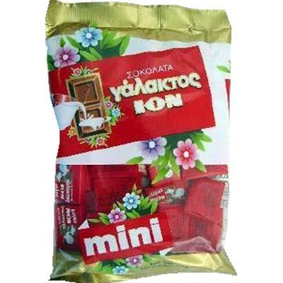 ION Mini Milk Chocolate 400g
