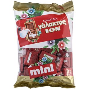 ION Mini Milk Chocolate with almonds 400g