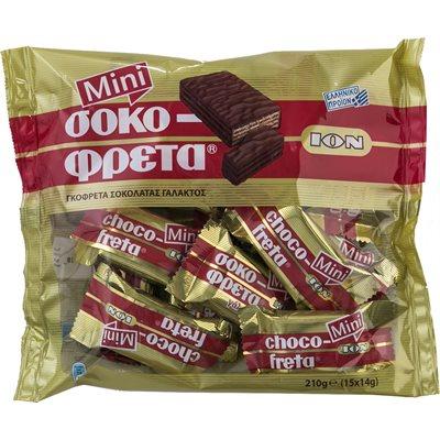 ION Mini ChocoFreta 210g
