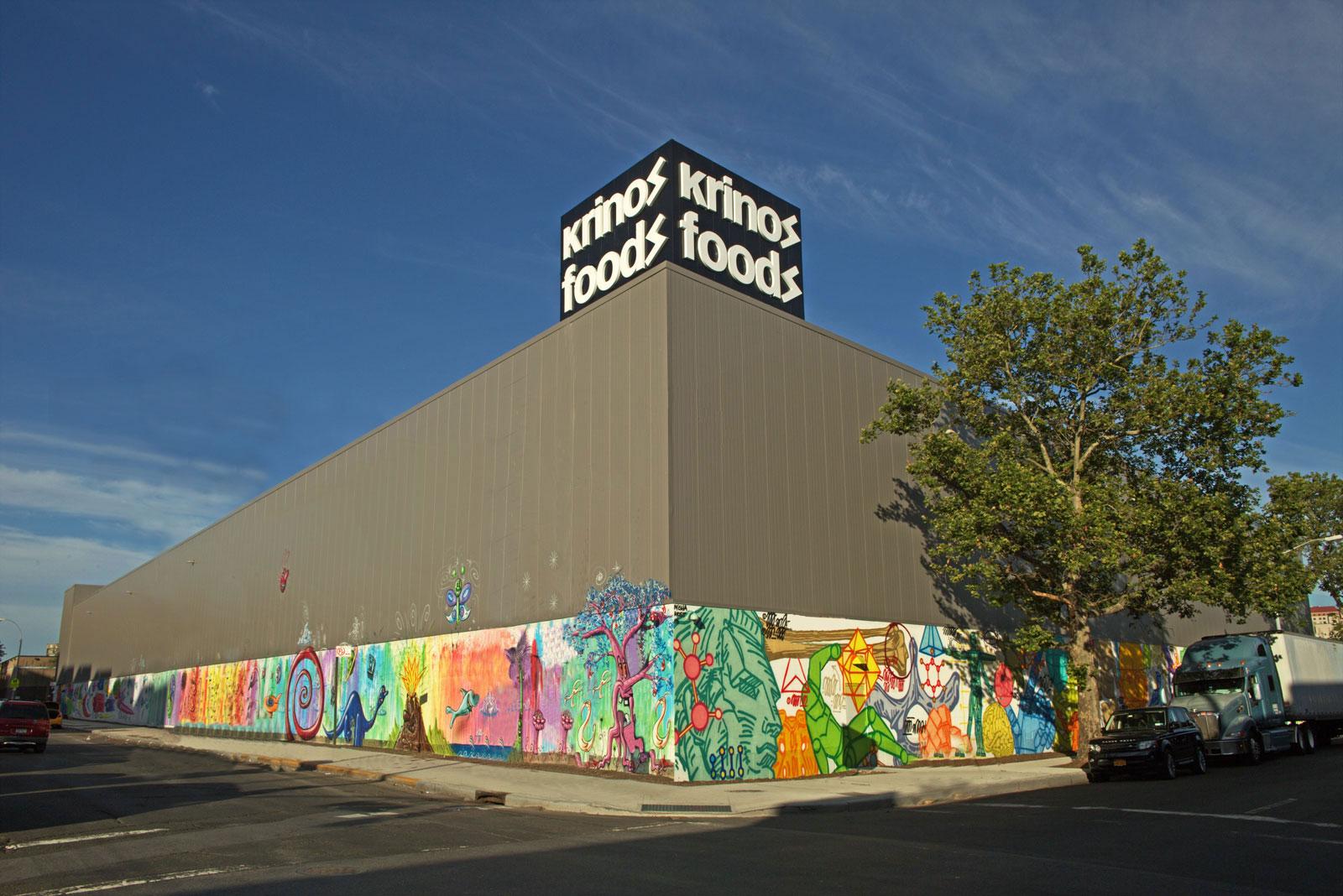 Krinos-Foods-Headquarters