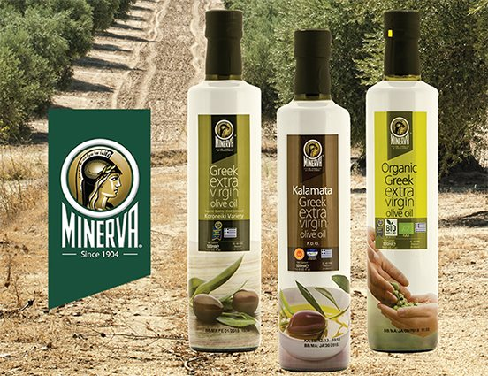 Minerva Extra Virgin Olive Oil